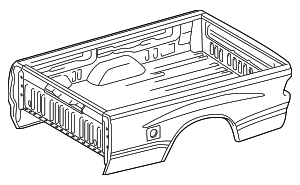 Box Assembly - Toyota (66000-0C240)