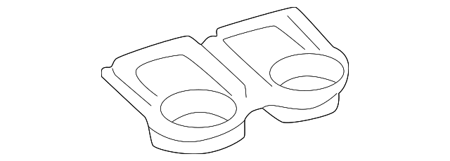 Cup Holder - Toyota (55620-42031-E0)