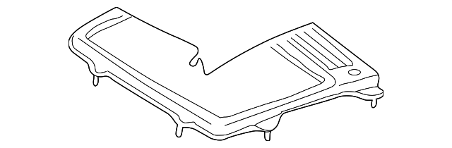 Sunroof Reinforced - Toyota (63142-06900)