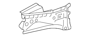 Apron Reinforced - Toyota (57155-74010)