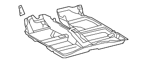 Carpet - Toyota (58510-02B90-E0)