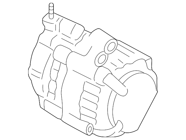 ALTERNATOR, CORE ID (104210-5920) (RMD) (DENSO) - Honda (31100-RGW-A01RM)