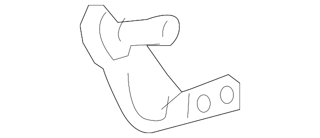 Side Rail Bracket - Toyota (65103-AA010)