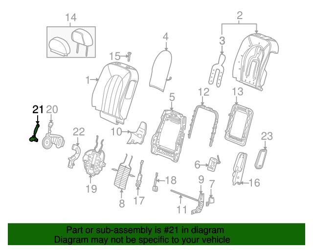 Blower mount bracket gm 15268762 for Blower motor mounting bracket