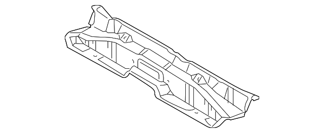 Front Crossmember - Toyota (57605-07020)
