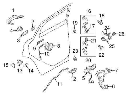 2013 Ford Escape Parts Shield