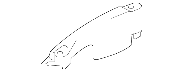 Side Shield - Toyota (53299-0E010)