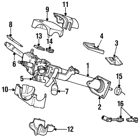 Clutchstartswitchfordtruck further  additionally T6132653 Folks 1981 ford f 150 ranger 351m besides 2008 Silverado Front Axle Diagram as well Car Brake Valves. on 1990 dodge ram steering diagram