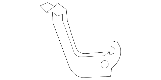 Reinforced Beam Upper Bracket - Toyota (55376-02080)