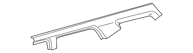 Roof Rail - Toyota (61212-35071)