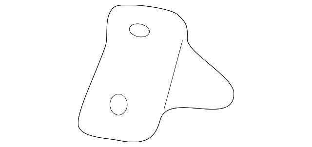 Roof Panel Bracket - Toyota (58395-17020)