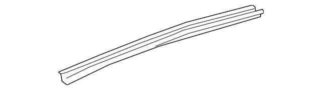 Floor Side Rail - Toyota (57406-0R010)