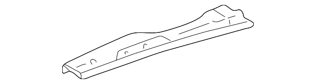 Lower Rail - Toyota (53733-07010)