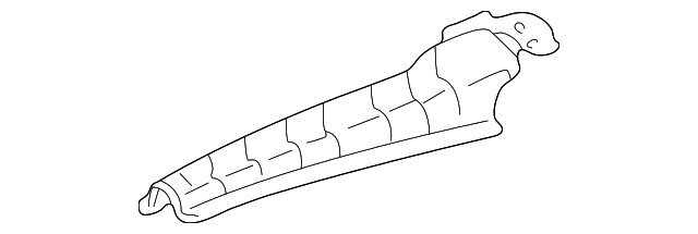 Upper Rail - Toyota (53732-07010)