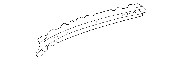 Side Rail - Toyota (61231-47013)