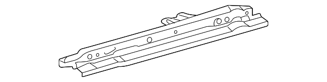 Floor Side Rail - Toyota (57402-06130)