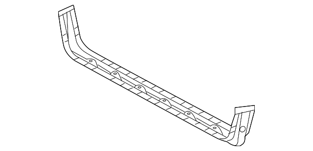 Seat Reinforced - Toyota (58205-08011)