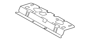 Package Tray Hole Cover - Toyota (64165-AC020)