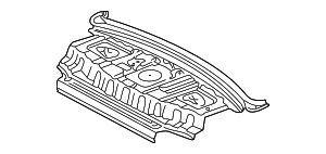 Package Tray - Toyota (64101-AC021)