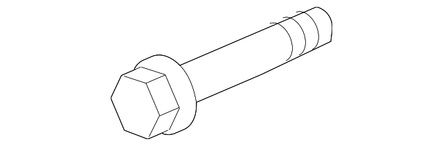 Reinforcement Bolt - Toyota (55394-0E020)