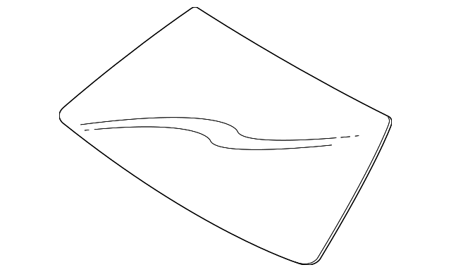 Windshield - Toyota (56101-04021)