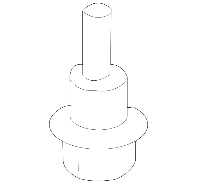 Trailing Arm Bolt - Honda (90162-SR3-000)