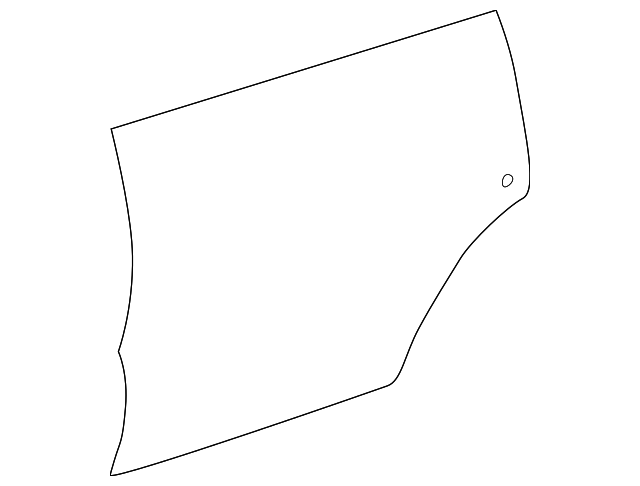 Outer Panel - Toyota (67113-35010)
