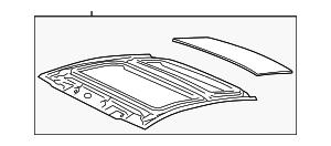Roof Frame - Toyota (63203-21040)
