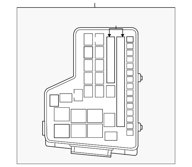 fuse relay box genuine mopar 68089323af quirk auto parts oem aftermarket car truck