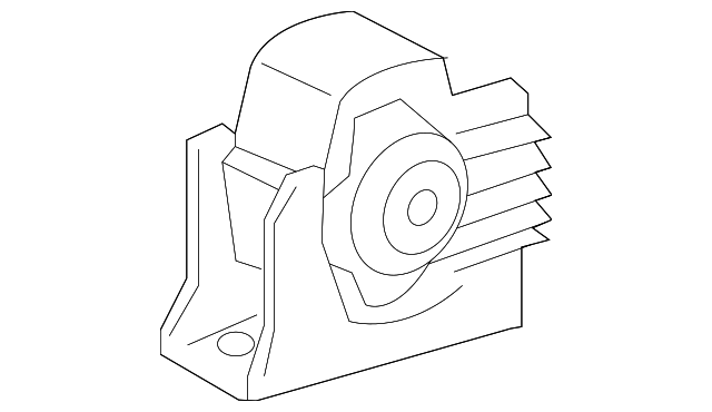 Front Mount - Toyota (12361-36060)