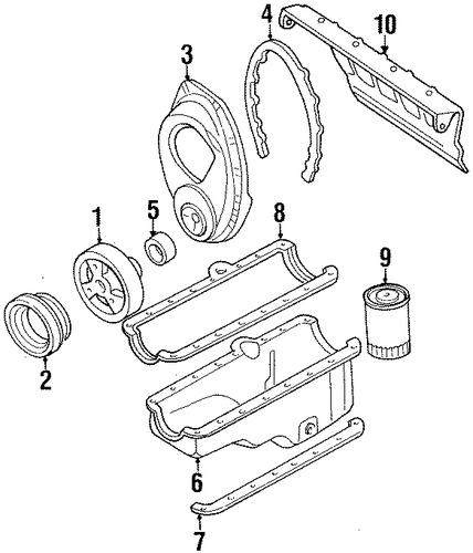 oem engine parts for 1993 chevrolet c1500