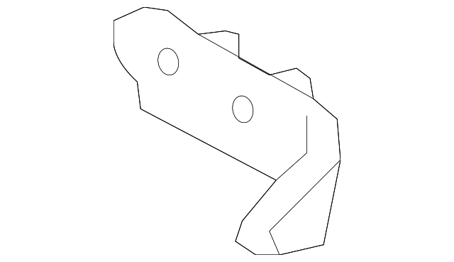Side Bracket - Toyota (64321-12250)