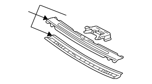 Windshield Header - Toyota (63102-AA902)