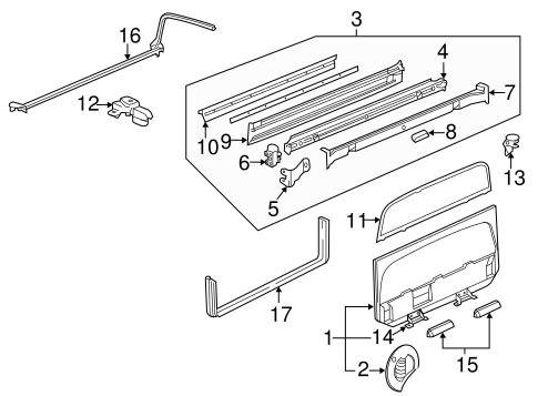 64 chevy front suspension diagram