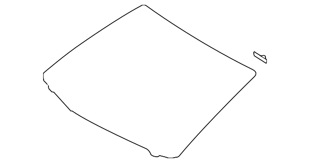 Windshield - Toyota (56101-33410)