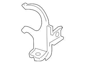 2010 Honda CIVIC HYBRID MX (HYBRID NAVI) CLAMP, WATER HOSE - (19517RMX000)