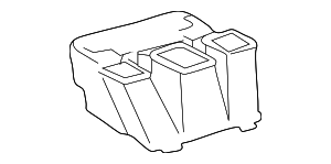 Air Duct - Toyota (55844-47020)