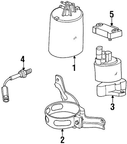 egr system for 2001 saturn sc2