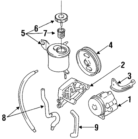 240sx power steering  240sx  free engine image for user