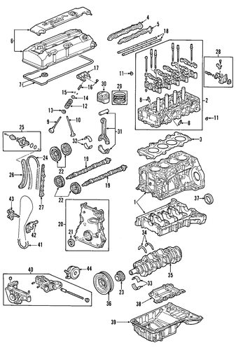 Chain Guide - Honda (13460-PCX-003)