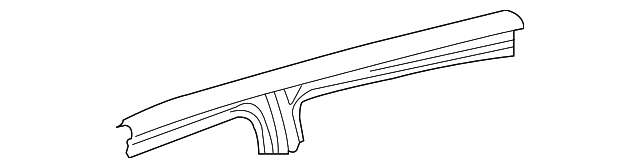 Roof Rail - Toyota (61214-0C040)