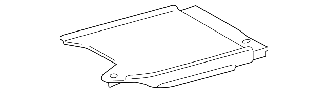 Trim Panel - Toyota (58412-52040-B0)