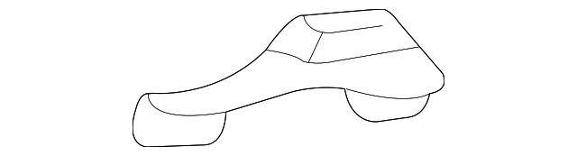 Fender Seal - Toyota (53866-12020)