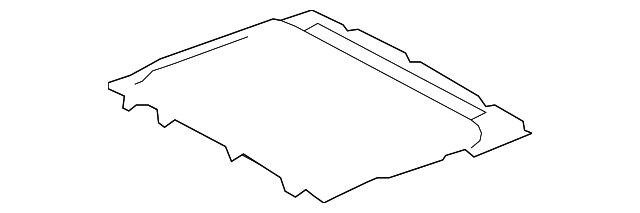 Sunroof Reinforced - Toyota (63142-42901)