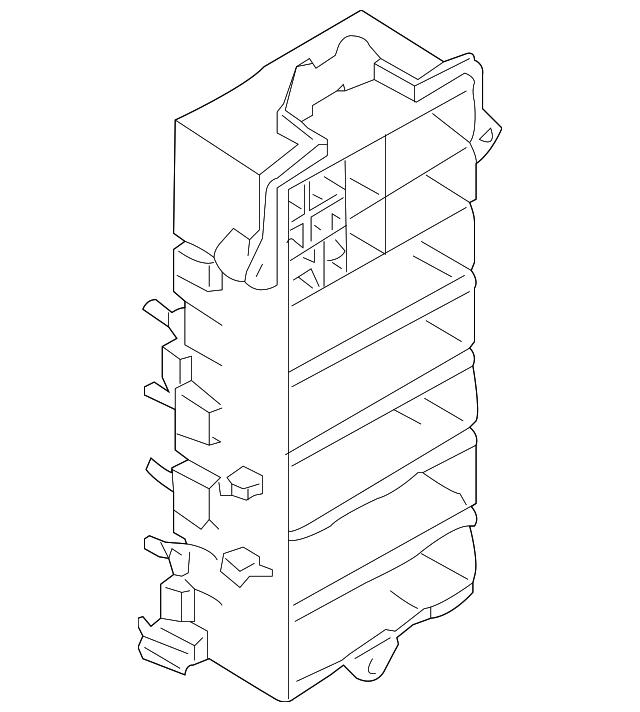 fuse box for 2007 porsche 911
