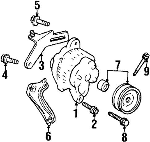 1998 Lincoln Mark Viii Fuse Box Diagram in addition 91 Integra Fuel Pump Relay further 1991 Buick Regal Wiring Diagram moreover Honda Accord88 Radiator Diagram And Schematics moreover 93 Honda Del Sol Engine Diagram. on 95 acura integra rear diagram