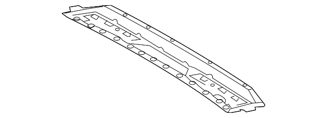 Roof Reinforced - Toyota (63122-0T010)
