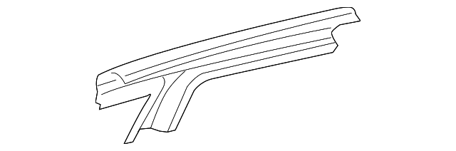 Roof Rail - Toyota (61215-0T010)