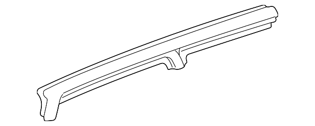Outer Rail - Toyota (61211-42020)