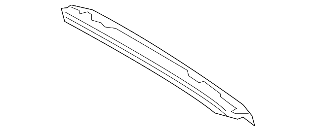 Rear Header - Toyota (63105-0C040)